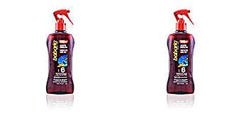 Corporales SOLAR ACEITE PROTECTOR DE ZANAHORIA SPF6 spray Babaria