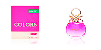 Benetton COLORS PINK perfume