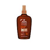 Korporal SUN LEMONOIL aceite seco protector SPF20 spray Ecran