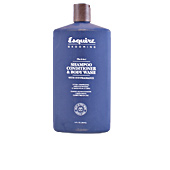 Gel de baño ESQUIRE GROOMING 3-in-1 shampoo,conditioner&body wash Farouk