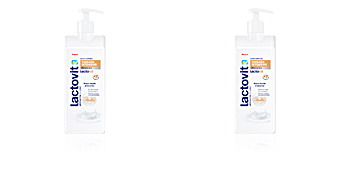 Körperfeuchtigkeitscreme LACTO-OIL cuidado noche leche corporal Lactovit