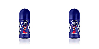 Desodorante MEN DRY IMPACT PLUS anti-perspirant roll-on Nivea