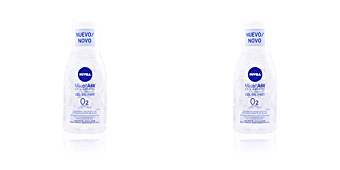 Desmaquillante MICELL-AIR gel eye make up remover Nivea
