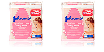 Toalhetes BABY GENTLE ALL OVER WIPES Johnson's