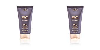 Produkte für glänzendes Haar BC OIL MIRACLE gold shimmer conditioner Schwarzkopf
