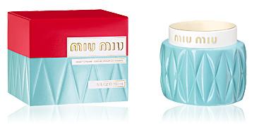 Body moisturiser MIU MIU body cream Miu Miu