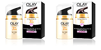 TOTAL EFFECTS anti-edad noche reafirmante Olay