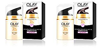 TOTAL EFFECTS anti-edad noche reafirmante Olay