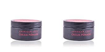 Produtos para barba POMADE cream American Crew