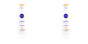 Corporales SUN PROTECT & SENSITIVE leche SPF50 Nivea