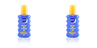 Ciało SUN PROTEGE & HIDRATA SPF10 spray Nivea