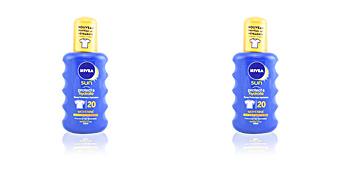 Ciało SUN PROTEGE & HIDRATA SPF20 spray Nivea