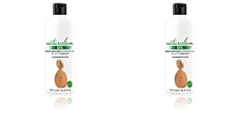 ALMOND & PISTACHIO shower gel Naturalium
