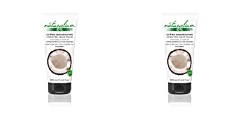 Mascarilla con keratina COCONUT hair mask Naturalium