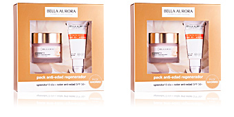 Cosmetic Set SPLENDOR 10 TRATAMIENTO ANTI-EDAD SPF20 VOORDELSET Bella Aurora