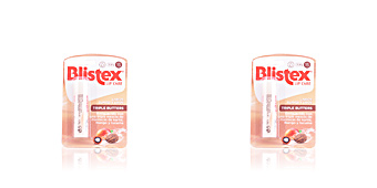 Lip balm TRIPLE BUTTERS lip care SPF15 Blistex