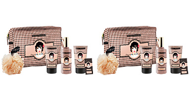 Dolores Promesas PROMETO SERTE FIEL SET perfume