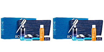 Coffret de Cosméticos BLUE THERAPY ACCELERATED SERUM LOTE Biotherm