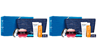 Coffret de Cosméticos BLUE THERAPY RED ALGAE LOTE Biotherm
