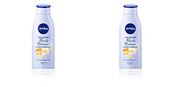 Hidratante corporal ACEITE EN LOCION naranjo & aguacate Nivea