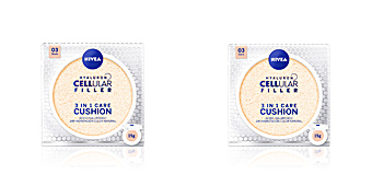 Foundation makeup HYALURON CELLULAR FILLER 3in1 care cushion Nivea