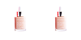 Fondation de maquillage SKIN ILLUSION teint naturel hydratation Clarins