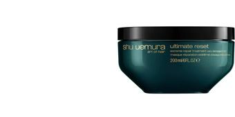 Mascarilla reparadora ULTIMATE RESET mask Shu Uemura