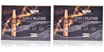 Antioxidant treatment cream ISDINCEUTICS flavo-c melantonin Isdin