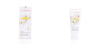 Hand cream & treatments JEUNESSE DES MAINS NEROLI crème Clarins