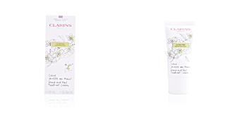 Tratamientos y cremas manos JEUNESSE DES MAINS JASMIN(e) crème Clarins