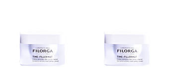 Matifying Treatment Cream TIME-FILLER MAT perfecting care wrinkles and pores Laboratoires Filorga