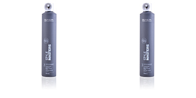 Producto de peinado STYLE MASTERS hairspray photo finisher Revlon
