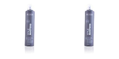 Hair styling product STYLE MASTERS shine spray glamourama Revlon