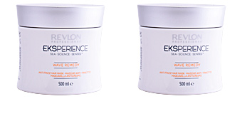 Mascarilla antiencrespamiento EKSPERIENCE WAVE REMEDY antifrizz mask Revlon