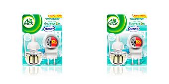 AIR-WICK ambientador electrico completo #nenuco Air-wick