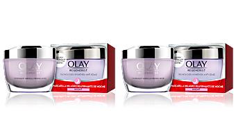 Skin tightening & firming cream  REGENERIST mascarilla milagro reafirmante de noche Olay