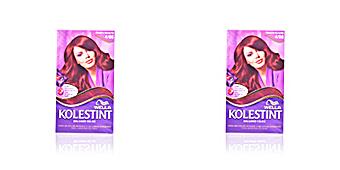 Tintes KOLESTINT tinte bálsamo color #4,66 castaño borgoña Wella Kolestint