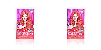 Tintes KOLESTINT tinte bálsamo color #77,44 rojo amapola Wella Kolestint