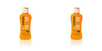 Corporales SOLAR ALOE VERA leche SPF50 Babaria