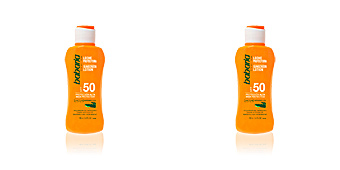 SOLAR ALOE VERA leche solar SPF50 Babaria