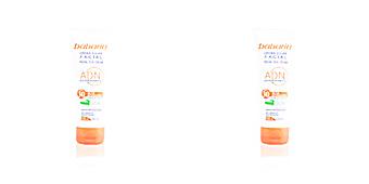 Ochrona Twarzy SOLAR ADN crema solar facial aloe vera SPF30 Babaria