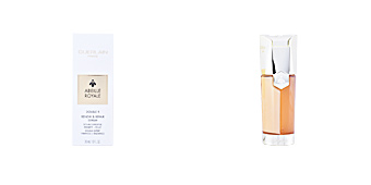 Skin lightening cream & brightener ABEILLE ROYALE DOUBLE R renew & repair serum Guerlain