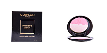 Colorete TWO-TONE BLUSH blush & highlighter Guerlain