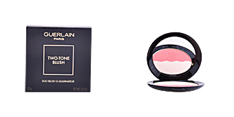 Highlighter makeup TWO-TONE BLUSH blush & highlighter Guerlain
