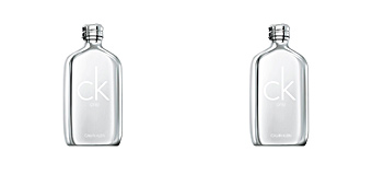 CK ONE PLATINUM eau de toilette spray Calvin Klein