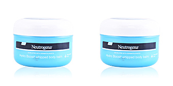 HYDRO BOOST whipped body balm gel Neutrogena
