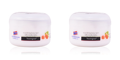 Body moisturiser NORDIC BERRY nourishing body balm Neutrogena