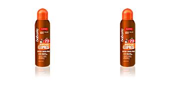 SOLAR BRONCEADOR EXPRESS spray SPF20 Babaria