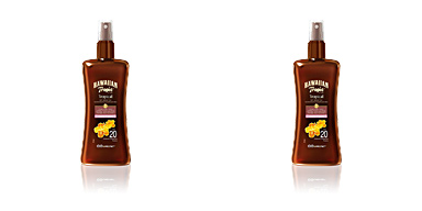 Ciało COCONUT & GUAVA tropical dry oil SPF20 spray Hawaiian Tropic