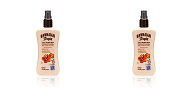 Corpo SATIN PROTECTION sun lotion spray SPF15 Hawaiian Tropic